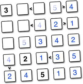 9x9 Futoshiki Puzzles, Volume 1