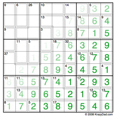 Killer Sudoku on Sudoku Http Killer Intermediate Killer Sudoku Aug By On Sudoku