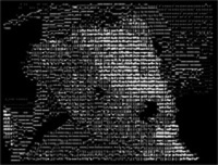 Make ascii pictures with your webcam!