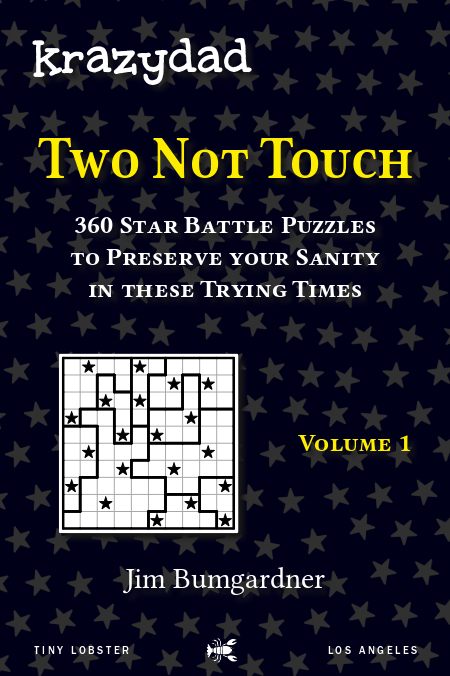 Two Not Touch Puzzles