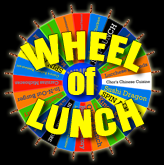 Wheel of Lunch