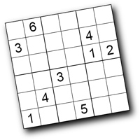photo about Krazydad Printable Sudoku identify Kidoku Puzzles by way of KrazyDad