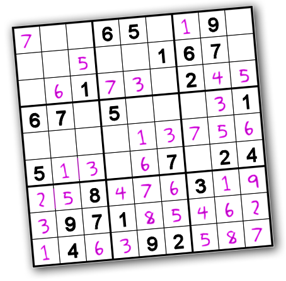 photograph about Printable Sudoku 6 Per Page called Intermediate Sudoku Puzzles by way of Krazydad, Quantity 1